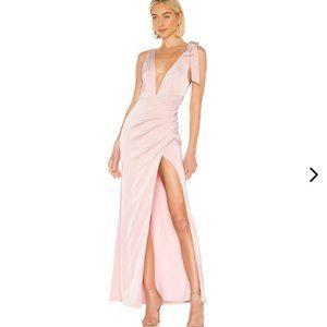 NWT Lovers + friends light pink dress